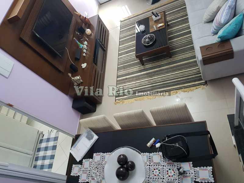 SALA 5 - Casa 2 quartos à venda Vicente de Carvalho, Rio de Janeiro - R$ 280.000 - VCA20025 - 6