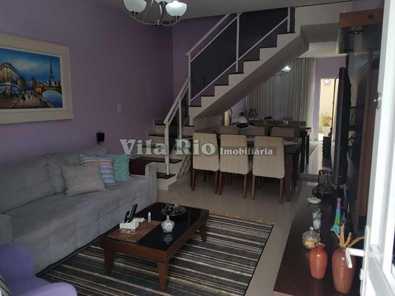 SALA 6 - Casa 2 quartos à venda Vicente de Carvalho, Rio de Janeiro - R$ 280.000 - VCA20025 - 7
