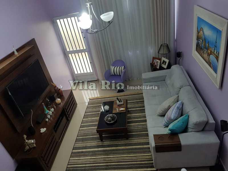 SALA 7 - Casa 2 quartos à venda Vicente de Carvalho, Rio de Janeiro - R$ 280.000 - VCA20025 - 8