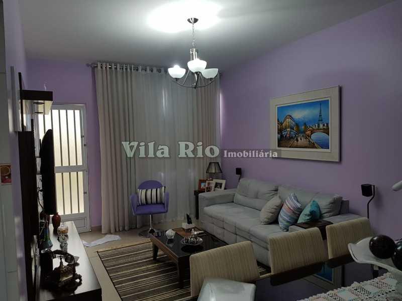 SALA 9 - Casa 2 quartos à venda Vicente de Carvalho, Rio de Janeiro - R$ 280.000 - VCA20025 - 10