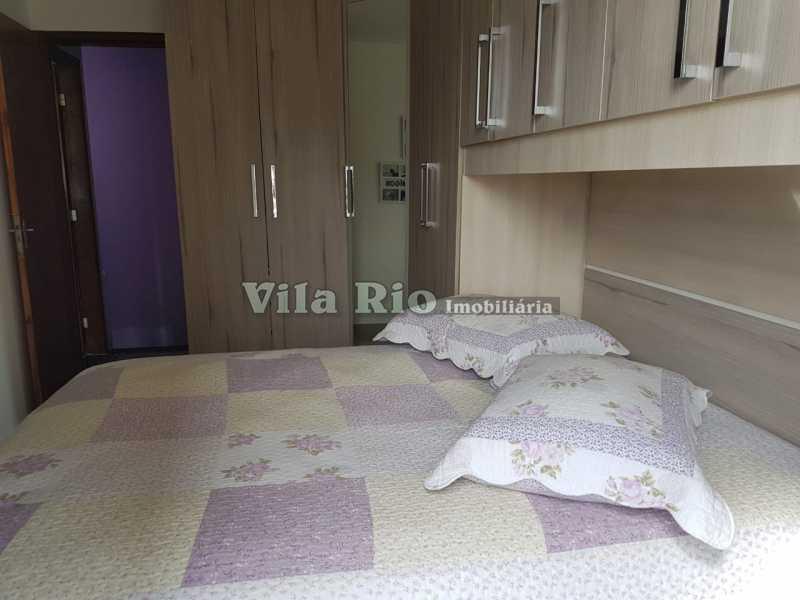 QUARTO - Casa 2 quartos à venda Vicente de Carvalho, Rio de Janeiro - R$ 280.000 - VCA20025 - 12