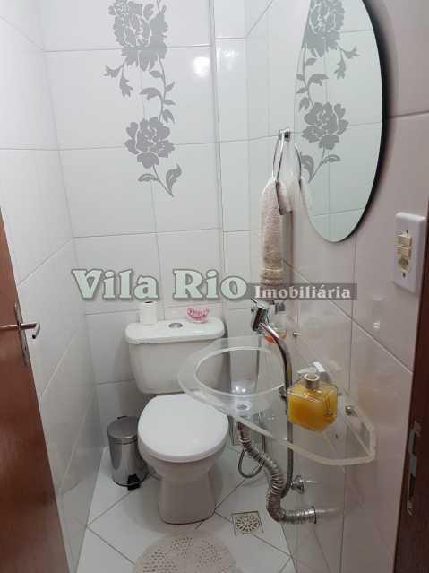 BANHEIRO 2 - Casa 2 quartos à venda Vicente de Carvalho, Rio de Janeiro - R$ 280.000 - VCA20025 - 14