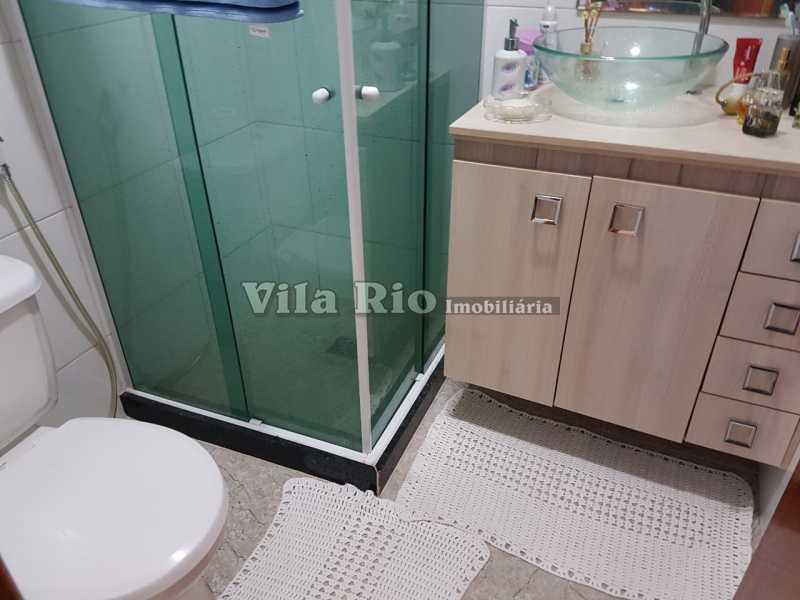 BANHEIRO 3 - Casa 2 quartos à venda Vicente de Carvalho, Rio de Janeiro - R$ 280.000 - VCA20025 - 15