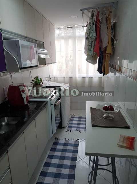 COZINHA 1 - Casa 2 quartos à venda Vicente de Carvalho, Rio de Janeiro - R$ 280.000 - VCA20025 - 16
