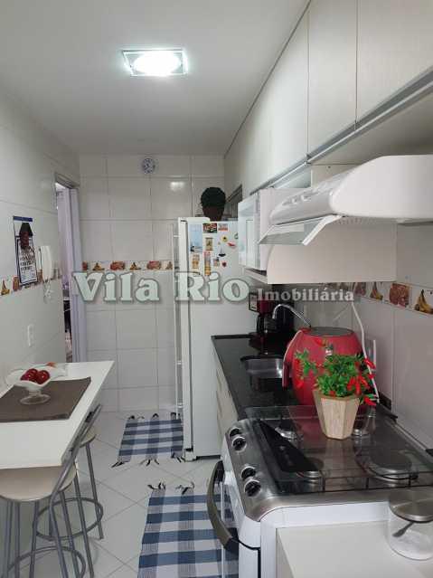 COZINHA 2 - Casa 2 quartos à venda Vicente de Carvalho, Rio de Janeiro - R$ 280.000 - VCA20025 - 17
