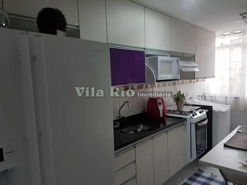 COZINHA 3 - Casa 2 quartos à venda Vicente de Carvalho, Rio de Janeiro - R$ 280.000 - VCA20025 - 18