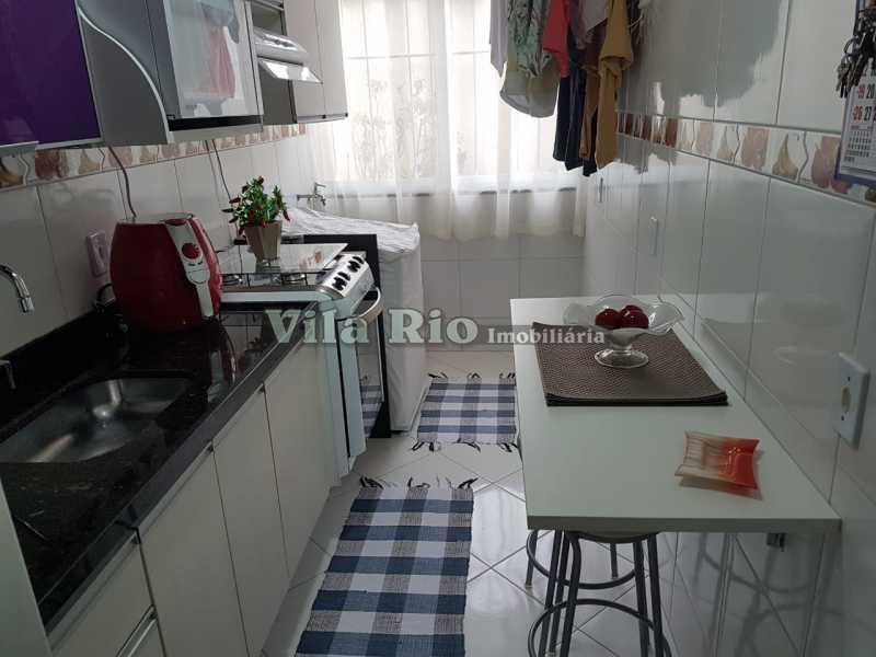 COZINHA 4 - Casa 2 quartos à venda Vicente de Carvalho, Rio de Janeiro - R$ 280.000 - VCA20025 - 19