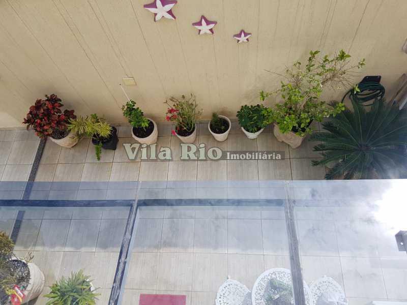 VARANDA 2 - Casa 2 quartos à venda Vicente de Carvalho, Rio de Janeiro - R$ 280.000 - VCA20025 - 20