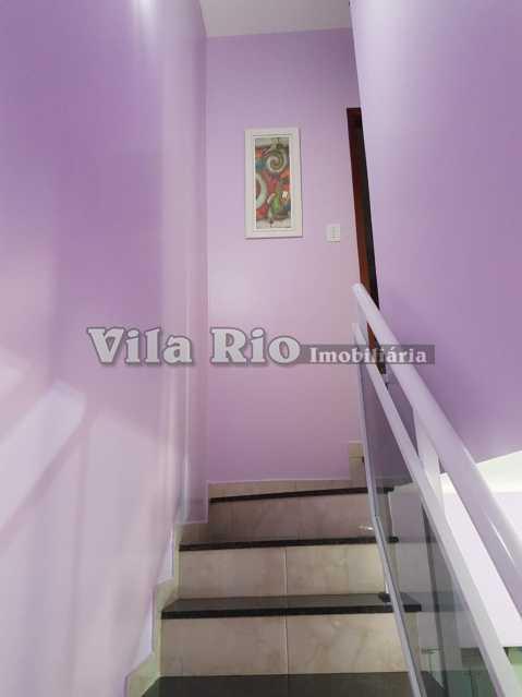ESCADA 3 - Casa 2 quartos à venda Vicente de Carvalho, Rio de Janeiro - R$ 280.000 - VCA20025 - 24