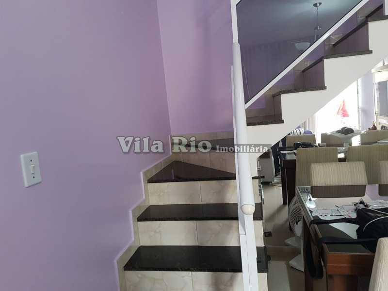 ESCADA 4 - Casa 2 quartos à venda Vicente de Carvalho, Rio de Janeiro - R$ 280.000 - VCA20025 - 25
