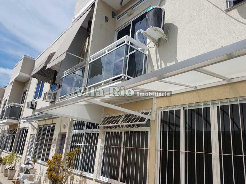 FACHADA 1 - Casa 2 quartos à venda Vicente de Carvalho, Rio de Janeiro - R$ 280.000 - VCA20025 - 26
