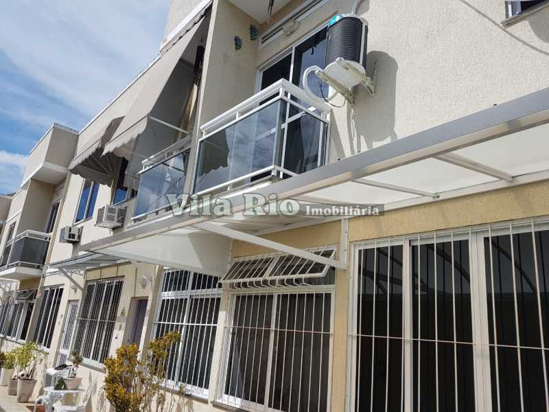 FACHADA 2 - Casa 2 quartos à venda Vicente de Carvalho, Rio de Janeiro - R$ 280.000 - VCA20025 - 27