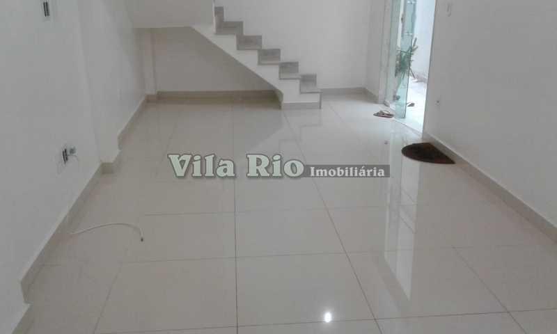 SALA 3 - Casa 2 quartos para alugar Vila da Penha, Rio de Janeiro - R$ 1.550 - VCA20028 - 4