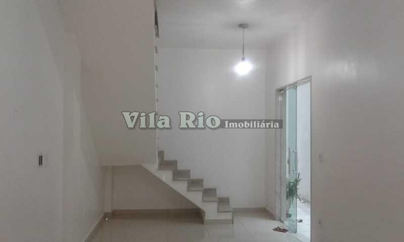 SALA 4 - Casa 2 quartos para alugar Vila da Penha, Rio de Janeiro - R$ 1.550 - VCA20028 - 5