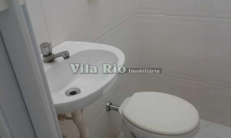 BANHEIRO 1 - Casa 2 quartos para alugar Vila da Penha, Rio de Janeiro - R$ 1.550 - VCA20028 - 11
