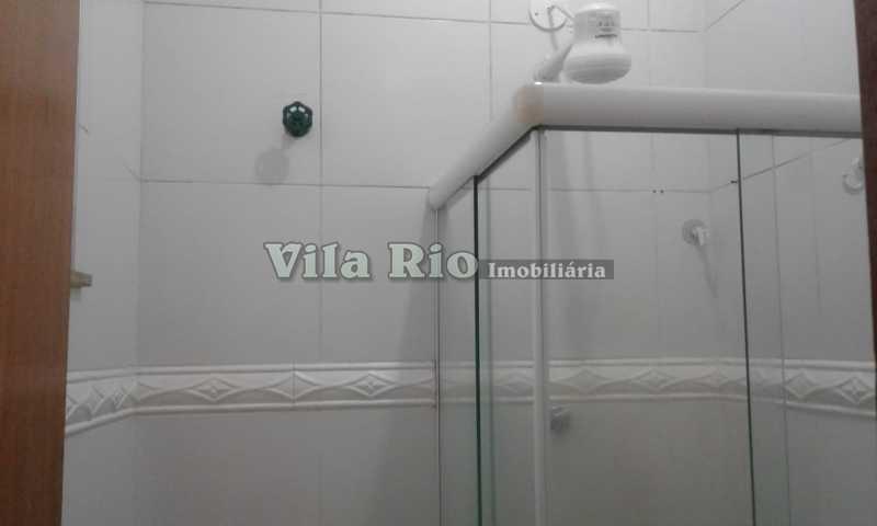 BANHEIRO 3 - Casa 2 quartos para alugar Vila da Penha, Rio de Janeiro - R$ 1.550 - VCA20028 - 13