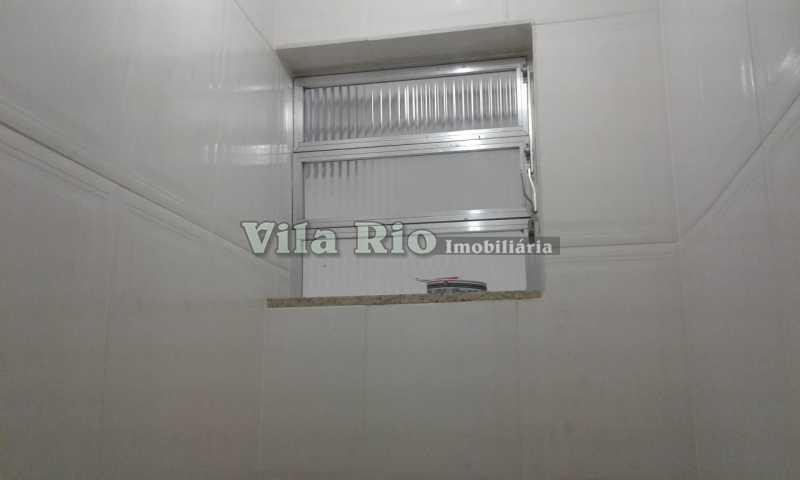BANHEIRO - Casa 2 quartos para alugar Vila da Penha, Rio de Janeiro - R$ 1.550 - VCA20028 - 16