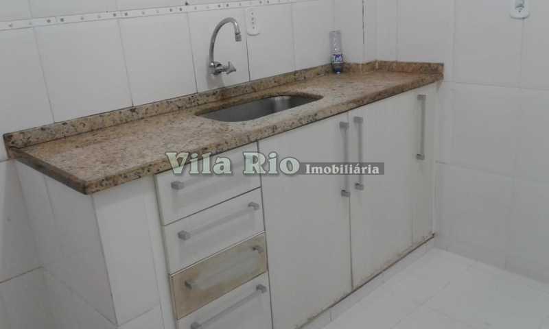 COZINHA 1 - Casa 2 quartos para alugar Vila da Penha, Rio de Janeiro - R$ 1.550 - VCA20028 - 17
