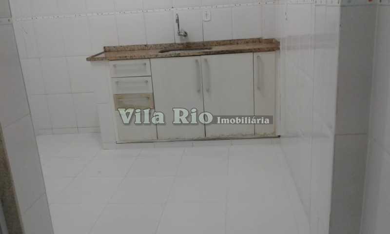 COZINHA 2 - Casa 2 quartos para alugar Vila da Penha, Rio de Janeiro - R$ 1.550 - VCA20028 - 18