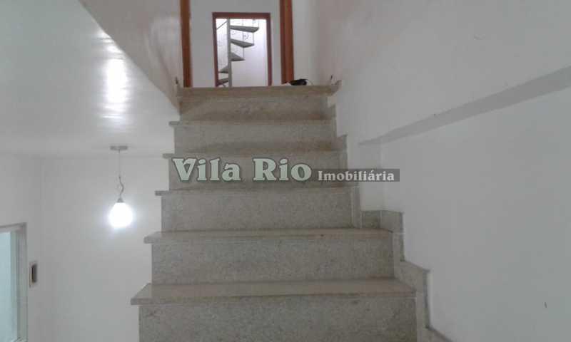 ESCADA 1 - Casa 2 quartos para alugar Vila da Penha, Rio de Janeiro - R$ 1.550 - VCA20028 - 22