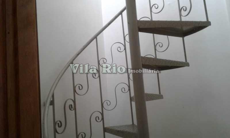 ESCADA 2 - Casa 2 quartos para alugar Vila da Penha, Rio de Janeiro - R$ 1.550 - VCA20028 - 23