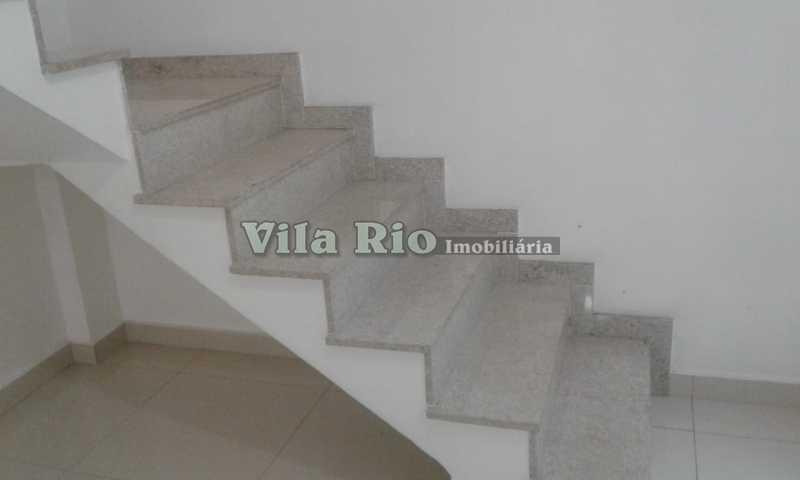 ESCADA 3 - Casa 2 quartos para alugar Vila da Penha, Rio de Janeiro - R$ 1.550 - VCA20028 - 24