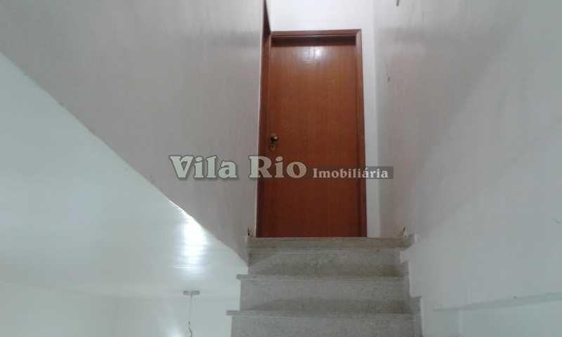 ESCADA - Casa 2 quartos para alugar Vila da Penha, Rio de Janeiro - R$ 1.550 - VCA20028 - 25
