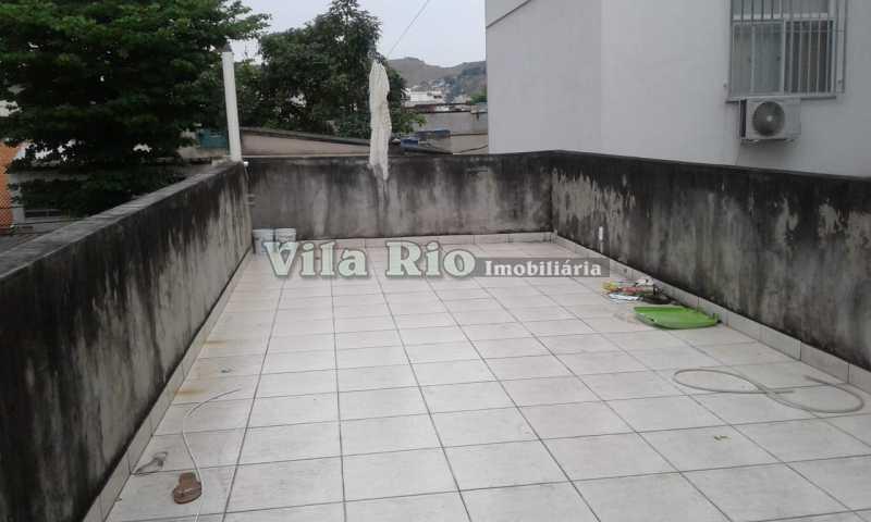 TERRAÇO 1 - Casa 2 quartos para alugar Vila da Penha, Rio de Janeiro - R$ 1.550 - VCA20028 - 26