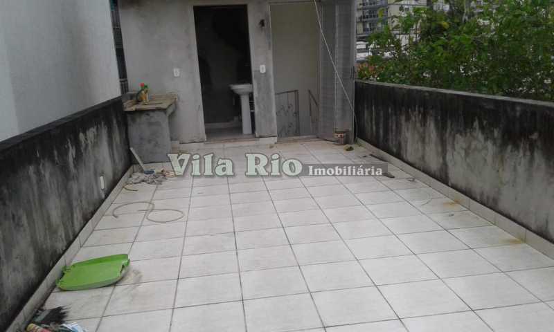 TERRAÇO 2 - Casa 2 quartos para alugar Vila da Penha, Rio de Janeiro - R$ 1.550 - VCA20028 - 27