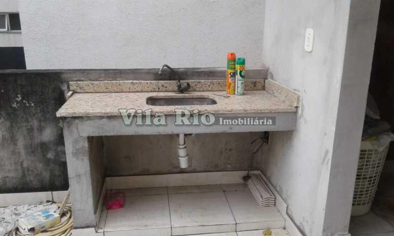 TERRAÇO 3 - Casa 2 quartos para alugar Vila da Penha, Rio de Janeiro - R$ 1.550 - VCA20028 - 28