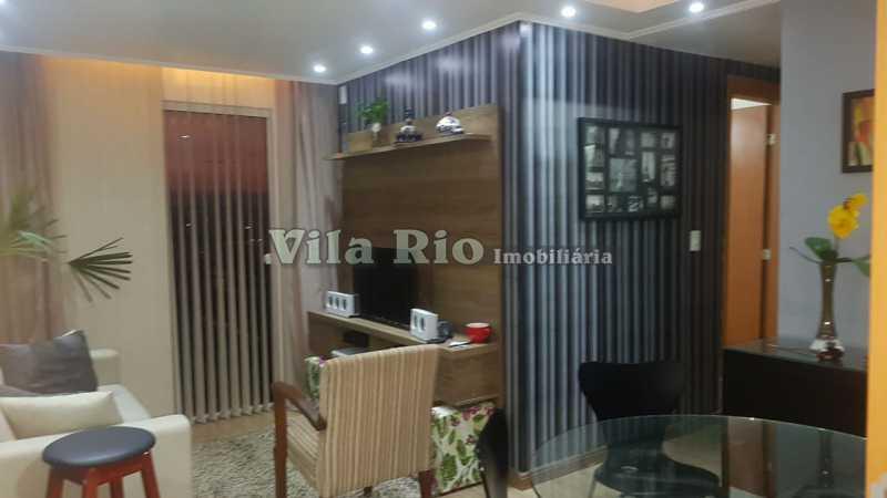 SALA 2 - Apartamento À VENDA, Irajá, Rio de Janeiro, RJ - VAP20280 - 3