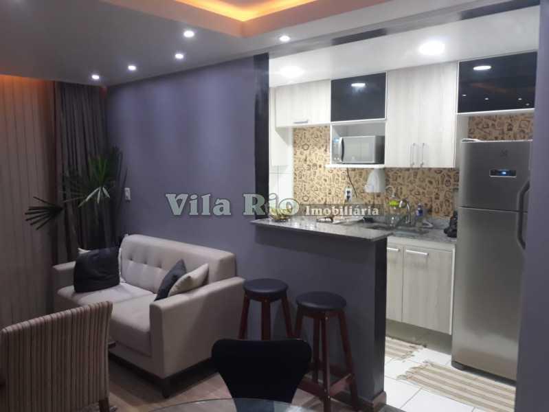 SALA - Apartamento À VENDA, Irajá, Rio de Janeiro, RJ - VAP20280 - 7