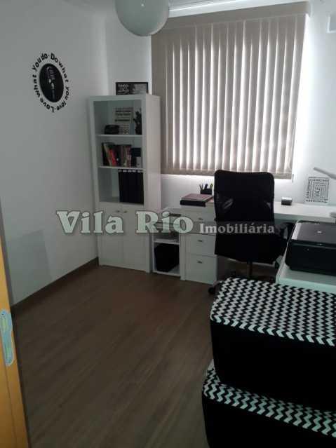 QUARTO 1 - Apartamento À VENDA, Irajá, Rio de Janeiro, RJ - VAP20280 - 8