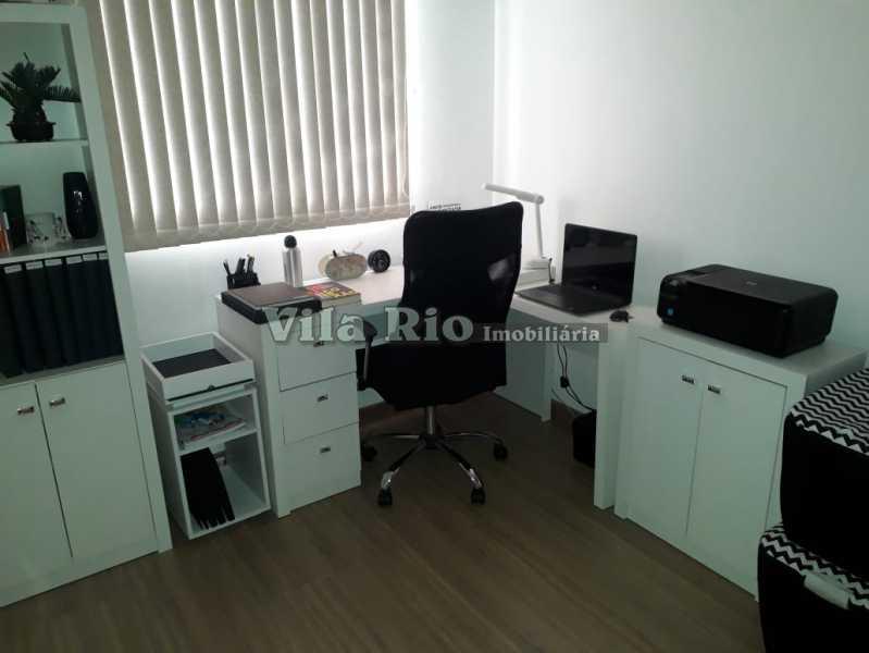 QUARTO 2 - Apartamento À VENDA, Irajá, Rio de Janeiro, RJ - VAP20280 - 9