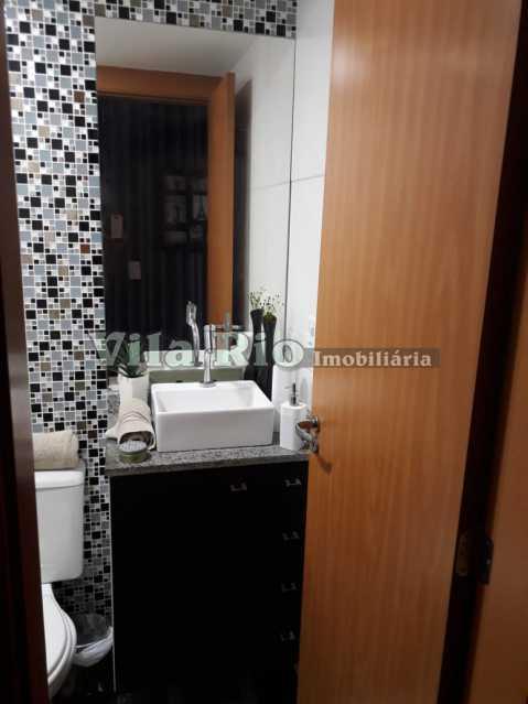 BANHEIRO 1 - Apartamento À VENDA, Irajá, Rio de Janeiro, RJ - VAP20280 - 13