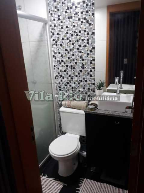 BANHEIRO 2 - Apartamento À VENDA, Irajá, Rio de Janeiro, RJ - VAP20280 - 14