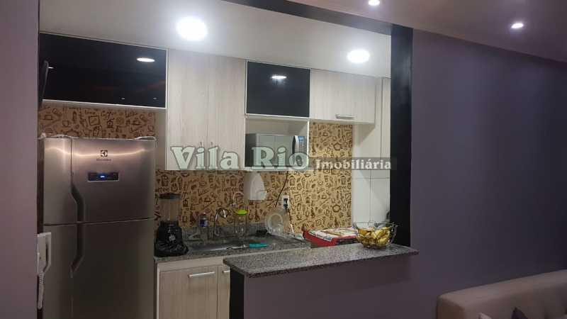 COZINHA - Apartamento À VENDA, Irajá, Rio de Janeiro, RJ - VAP20280 - 20