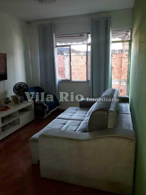 SALA 2 - Apartamento 2 quartos à venda Vaz Lobo, Rio de Janeiro - R$ 200.000 - VAP20282 - 4