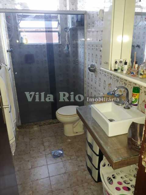 BANHEIRO - Apartamento 2 quartos à venda Vaz Lobo, Rio de Janeiro - R$ 200.000 - VAP20282 - 8