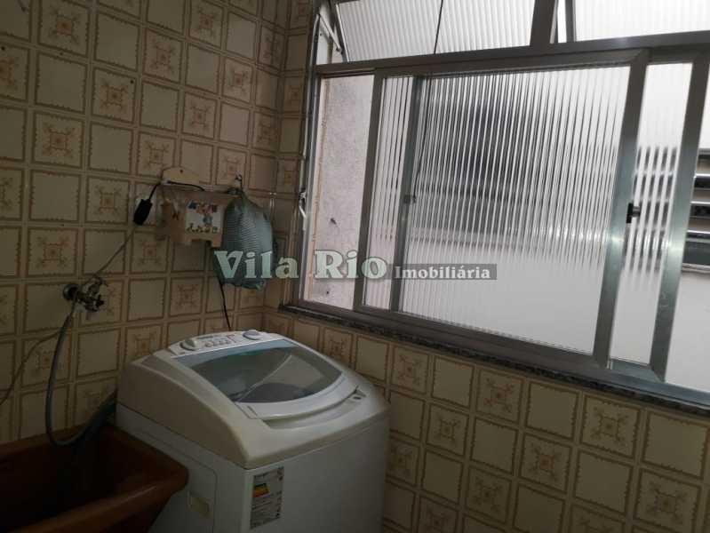 AREA 2 - Apartamento 2 quartos à venda Vaz Lobo, Rio de Janeiro - R$ 200.000 - VAP20282 - 11