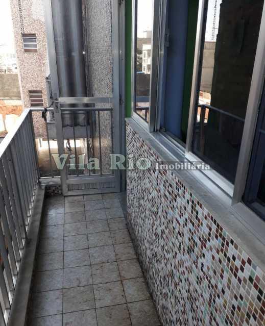 VARANDA - Apartamento 2 quartos à venda Vaz Lobo, Rio de Janeiro - R$ 200.000 - VAP20282 - 13