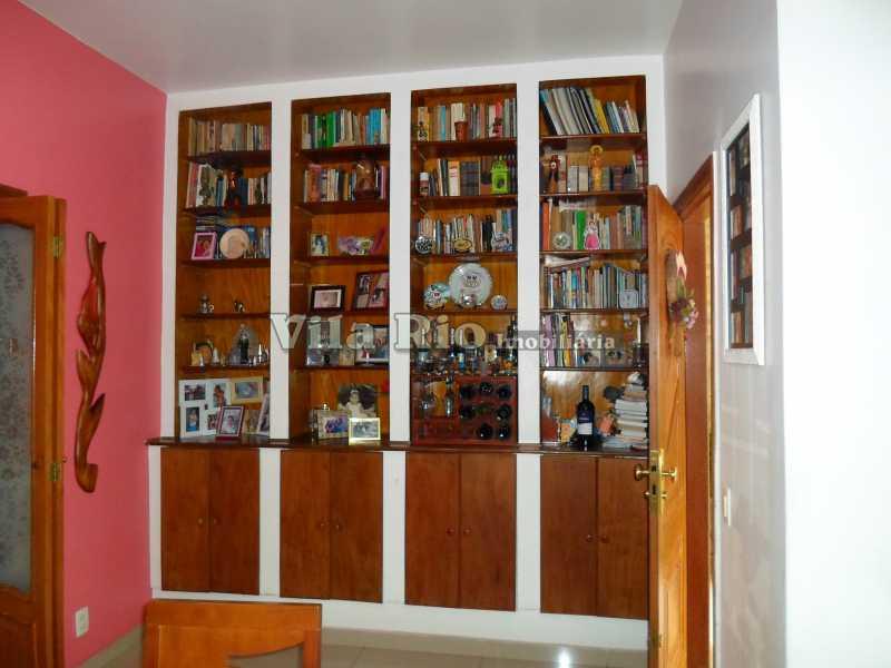 SALA 2 - Casa 3 quartos à venda Braz de Pina, Rio de Janeiro - R$ 590.000 - VCA30027 - 3