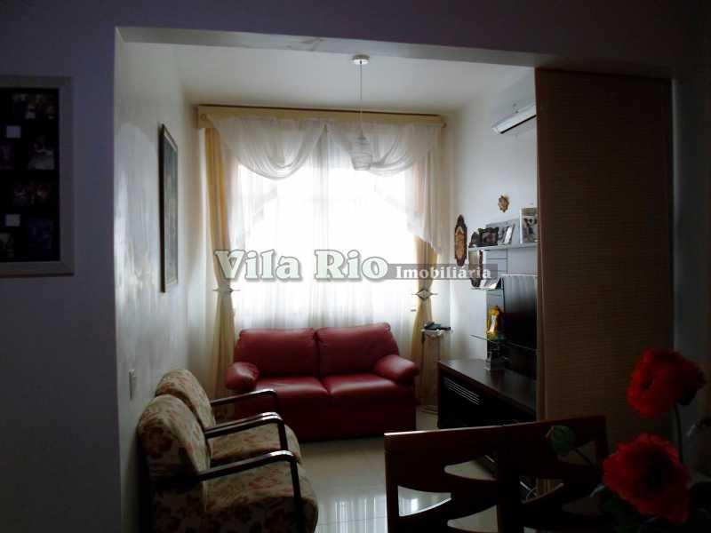 SALA 3 - Casa 3 quartos à venda Braz de Pina, Rio de Janeiro - R$ 590.000 - VCA30027 - 4