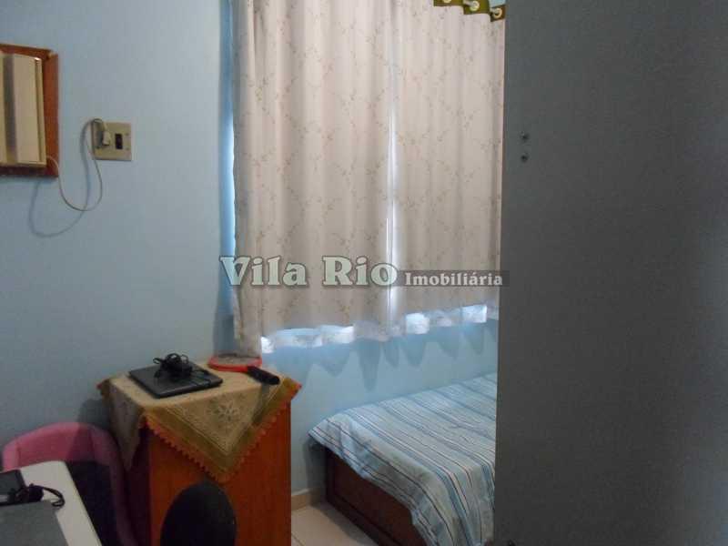QUARTO1 2 - Casa 3 quartos à venda Braz de Pina, Rio de Janeiro - R$ 590.000 - VCA30027 - 9