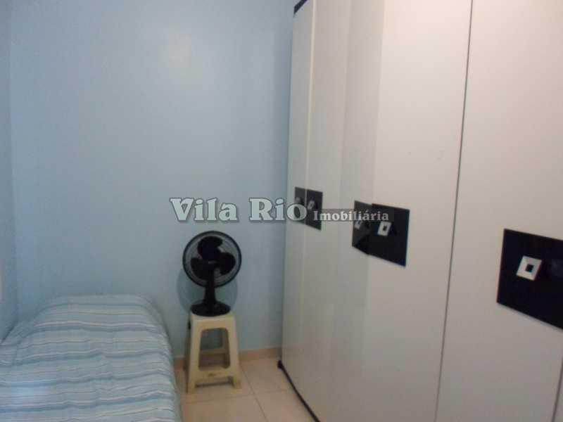 QUARTO1 3 - Casa 3 quartos à venda Braz de Pina, Rio de Janeiro - R$ 590.000 - VCA30027 - 10