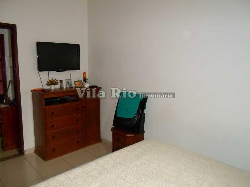 QUARTO2 3 - Casa 3 quartos à venda Braz de Pina, Rio de Janeiro - R$ 590.000 - VCA30027 - 13