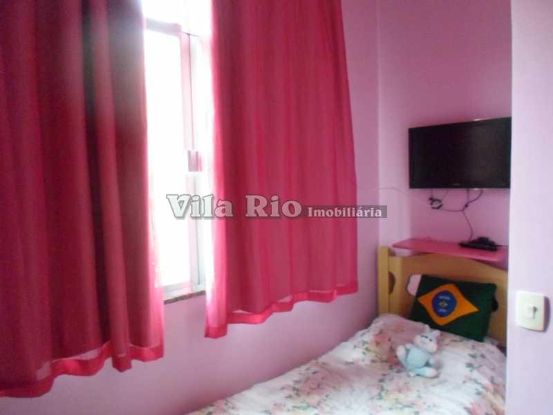 QUARTO3 - Casa 3 quartos à venda Braz de Pina, Rio de Janeiro - R$ 590.000 - VCA30027 - 14