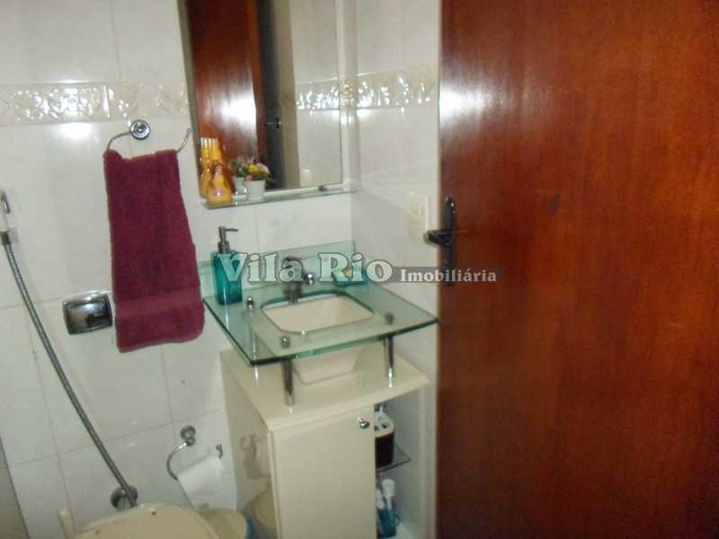 BANHEIRO 1 - Casa 3 quartos à venda Braz de Pina, Rio de Janeiro - R$ 590.000 - VCA30027 - 15