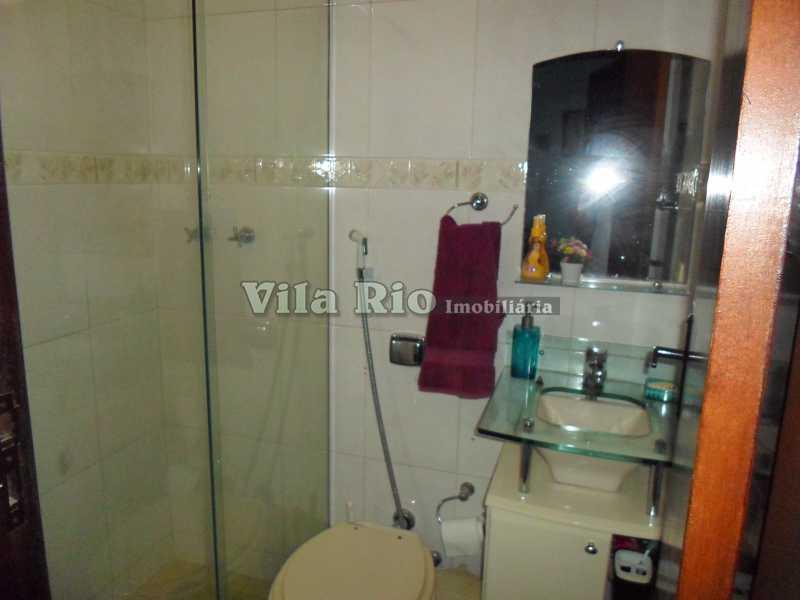 BANHEIRO 2 - Casa 3 quartos à venda Braz de Pina, Rio de Janeiro - R$ 590.000 - VCA30027 - 16