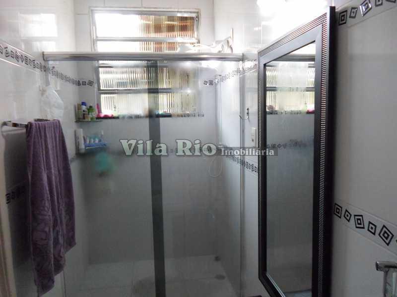 BANHEIRO 3 - Casa 3 quartos à venda Braz de Pina, Rio de Janeiro - R$ 590.000 - VCA30027 - 17